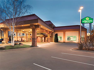Photograph of the La Quinta Inn & Suites
