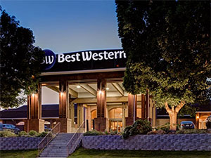 Photograph of the Best Western Pocatello Inn