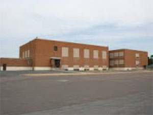 Alameda Middle School in Pocatello, Idaho
