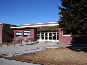 Lewis & Clark Elementary School in Pocatello, Idaho