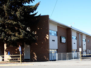Syringa Elementary School in Pocatello, Idaho