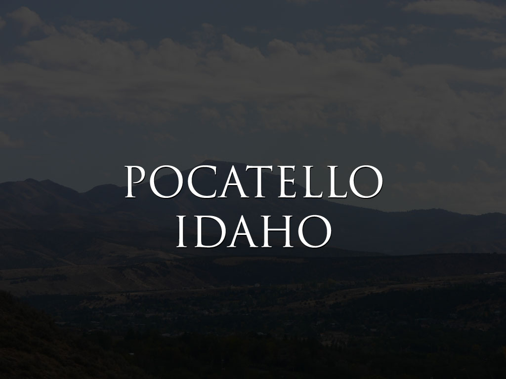 Pocatello Real Estate - MLS # - Photograph #1